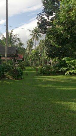 Agohay Villa Forte Beach Resort: Vue d'une partie du resort