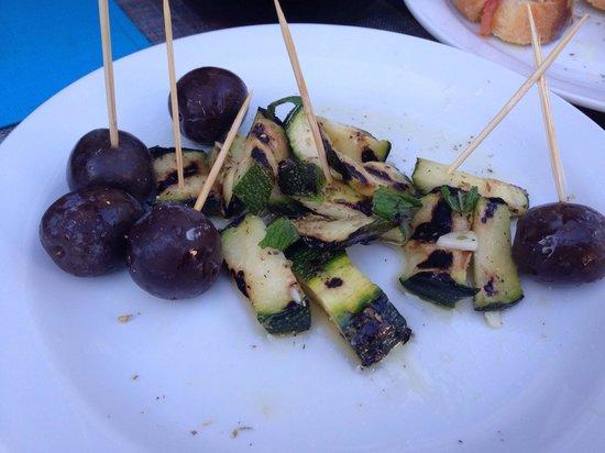 Café Sikelia: This was delizioso!!