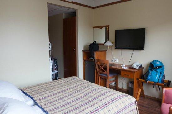 Amalie Hotel: Room