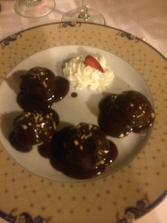 Tango: Dessert