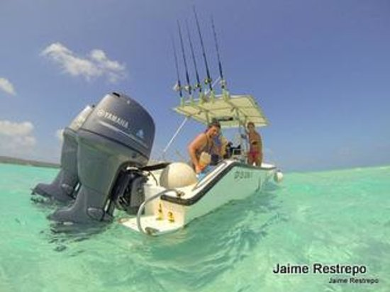 San Andres Diving & Fishing: News Yamahas