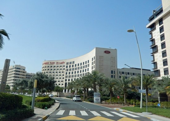 Crowne Plaza Abu Dhabi - Yas Island: Crowne Plaza Yas Island