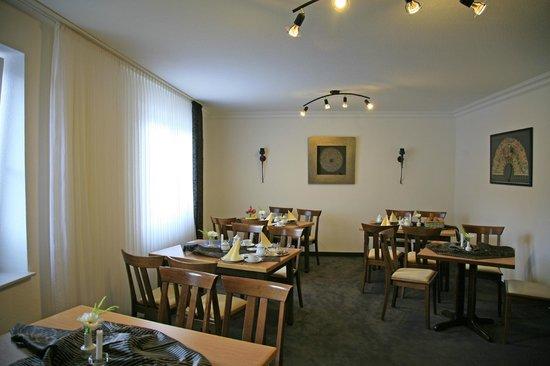 Das kleine Altstadthotel: Frühstücksraum