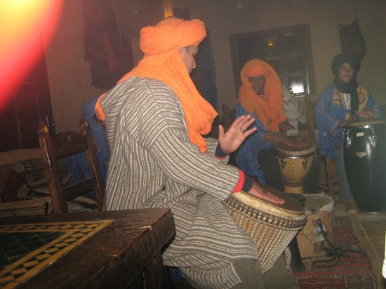 Desert Trips Morocco Day tours: exotic drumps