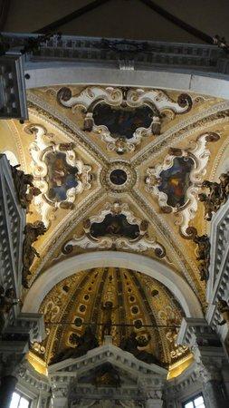 Basilica dei Santi Giovanni e Paolo (San Zanipolo): the ceiling