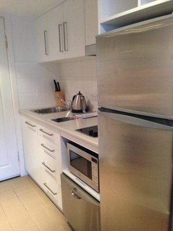 Mercure Gerringong Resort : Kitchenette