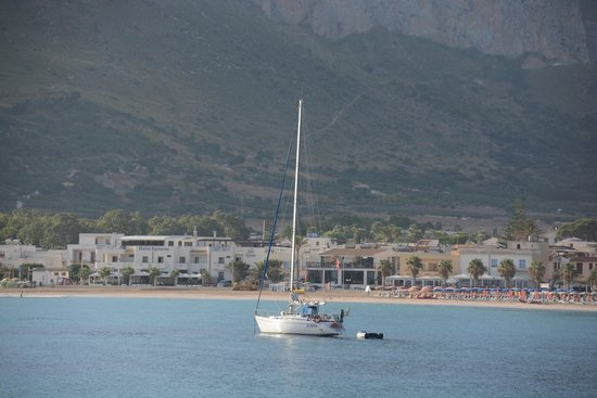 Poseidon Residence : Splendida spiaggia