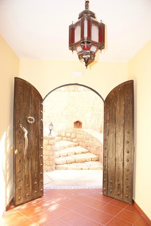 Kasba Oum Hani : porte