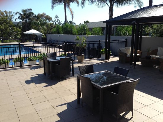 Mercure Gerringong Resort : Pool area