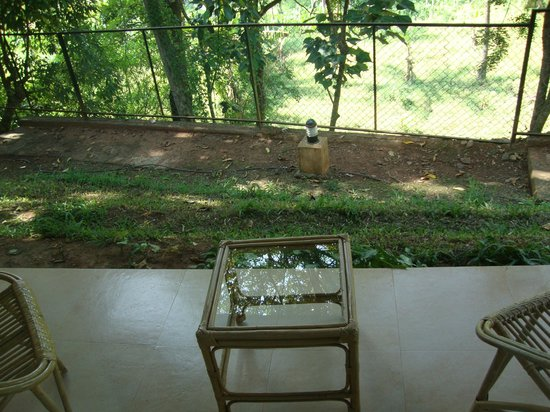 ABAD Green Forest Resort : Balcony