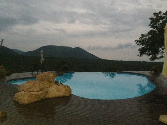 Soul of Africa Lodge : Magnificent Pool Area
