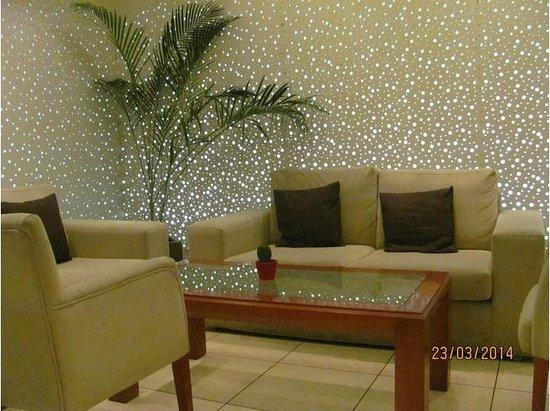 Pyramos Hotel : Reception