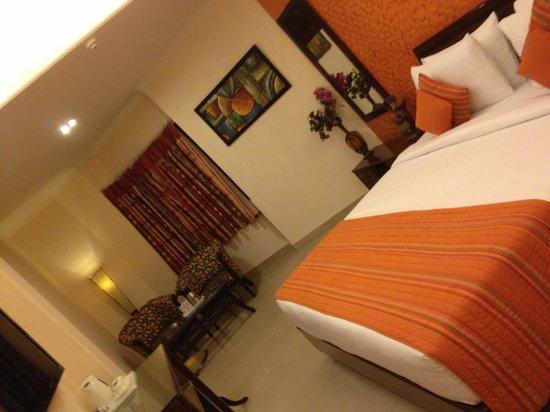 Hotel Le Seasons: Suite upgrade