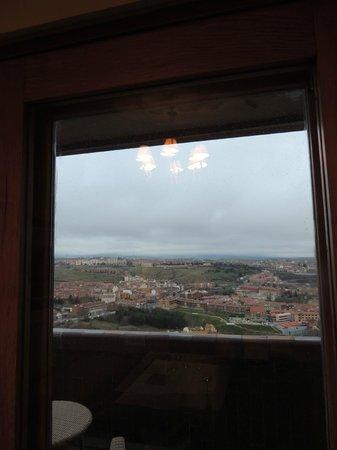 Parador de Segovia: View
