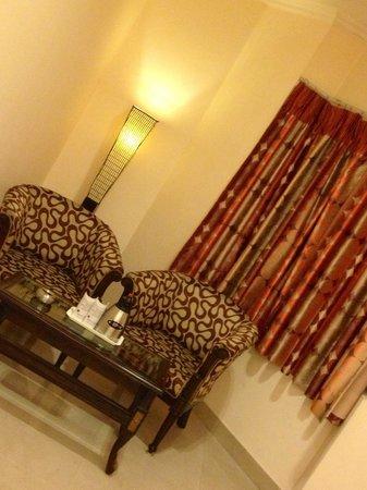 Hotel Le Seasons: Suite