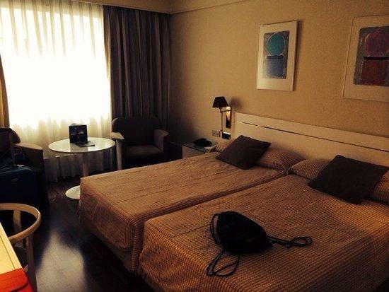 Hotel Granada Center: Habitación doble