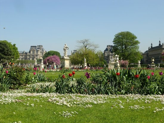 Garten louvre picture of jardin des tuileries paris for Tuilerie jardin