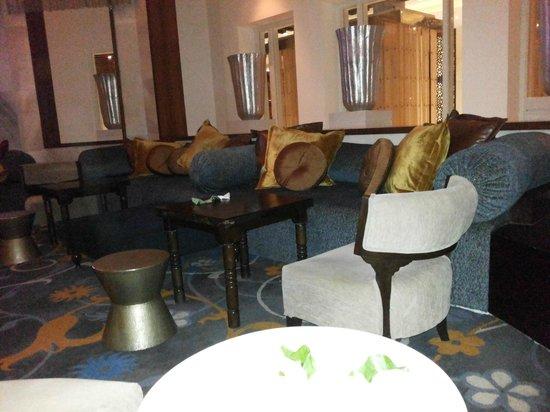 ITC Mughal, Agra: Lounge
