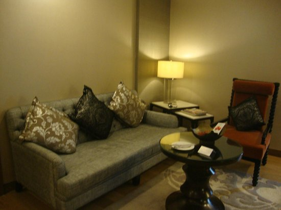 ITC Mughal, Agra: Sitting room