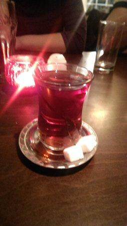 A La Turka: tea
