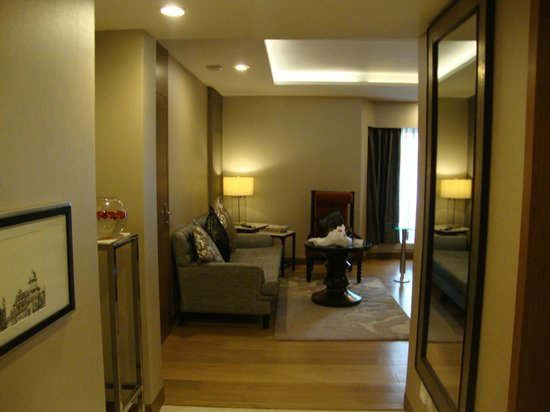 ITC Mughal, Agra: Suite