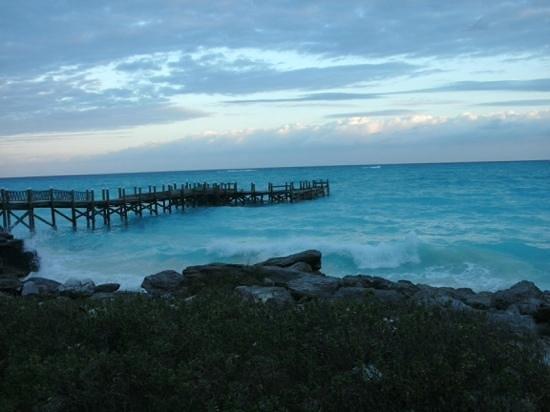 Club Med Columbus Isle: quai du centre de plongée