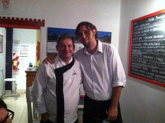 Ma Cuisine Resto: Pedro y Roberto - Extraordinary Chefs