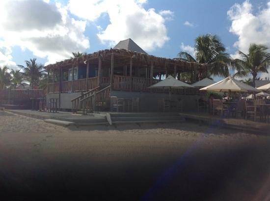 Club Med Columbus Isle: notre petit bar de plage