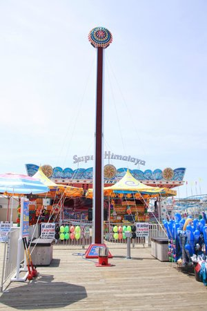 Jenkinson's Boardwalk : Hi Striker, my first game