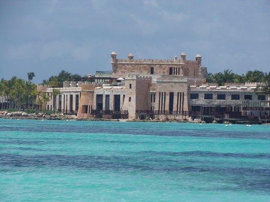 Marinarium Excursions - Discovery Cruise: HOTEL SANCTUARY CAP CANA