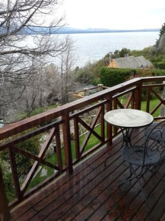 Lirolay Suites : balcon