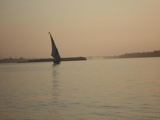 Jolie Ville Hotel & Spa - Kings Island, Luxor : Sailing the Nile