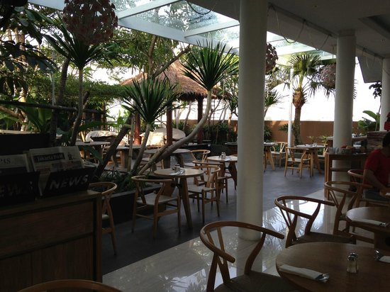 Rasuna Icon Jakarta: Breakfast area