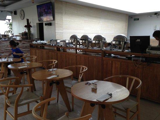Rasuna Icon Jakarta: Breakfast buffet