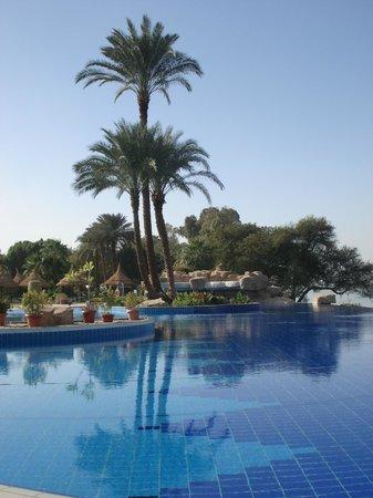 Jolie Ville Hotel & Spa - Kings Island, Luxor : Wonderful pools