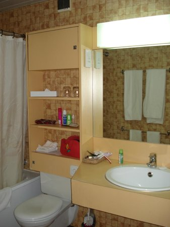 Jolie Ville Hotel & Spa - Kings Island, Luxor : Bathroom in old room