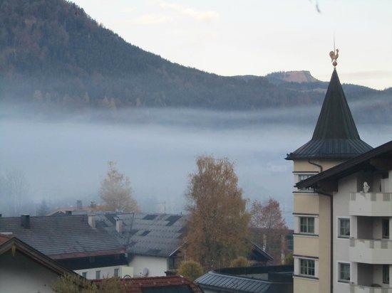 Posthotel Achenkirch: Morgenstimmung