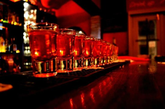 Entropy Bar: Different Shot Specials Nightly