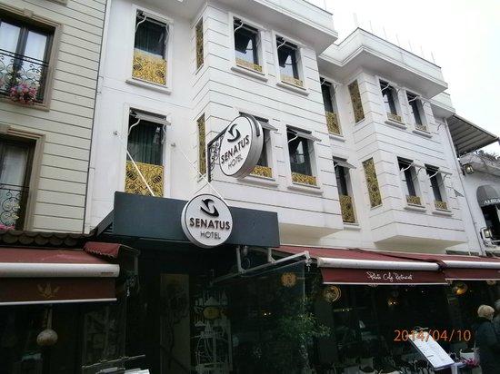 Senatus Hotel: Senatus-Hotel Istanbul
