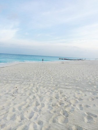 Club Med Turkoise, Turks & Caicos : beach
