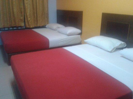 Riverside Hotel: Room