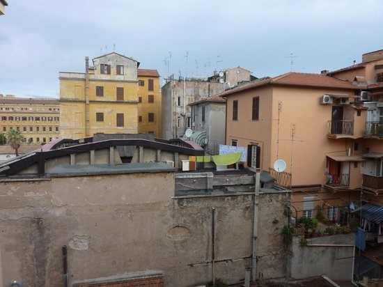 Hotel Diocleziano : View from room