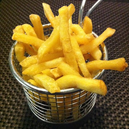 Radisson Blu Hotel, Manchester Airport: Unlimited chips!