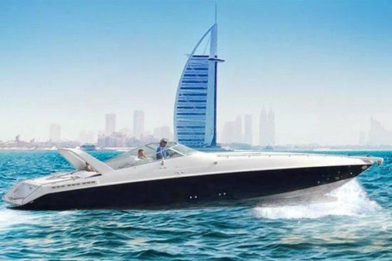 Amwaj Al Bahar Boats And Yachts Chartering Speed Boat In Dubai