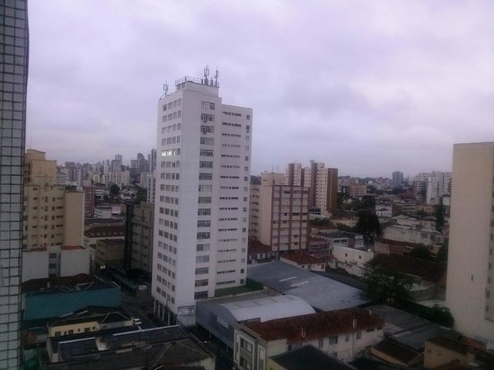 Caravelle Palace Hotel : Vista do apartamento