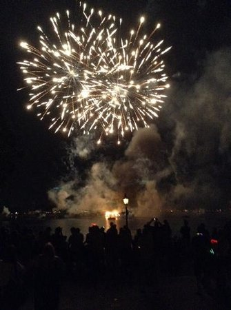 Epcot: illuminations. reflection of the earth