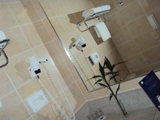 Tryp Sao Paulo Iguatemi Hotel: banheiro