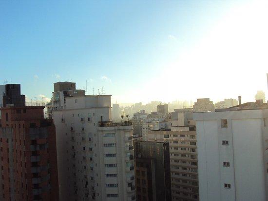 Tryp Sao Paulo Iguatemi Hotel: vista do apartamento