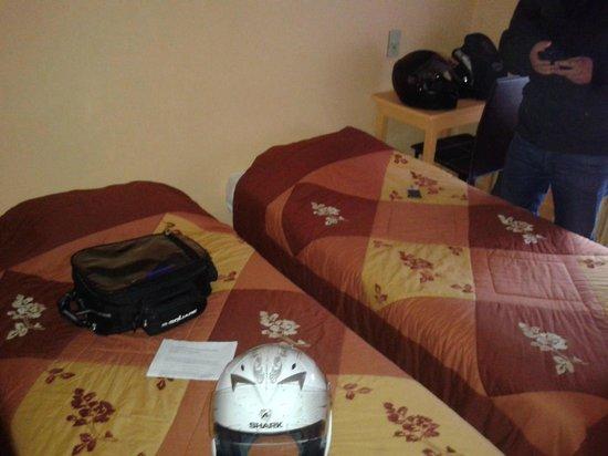 Hotel Louise de Savoie : LITS