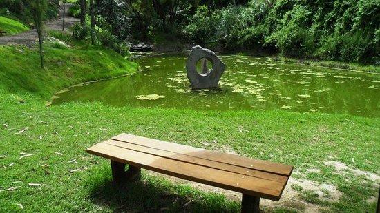 Urban Adventures Quito: Parque de Guápulo - laguna